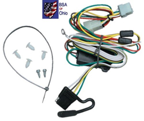 Trailer Hitch Wiring Harness For Chevrolet Venture 1997 1998 1999 2000 2001  2002 | eBayeBay