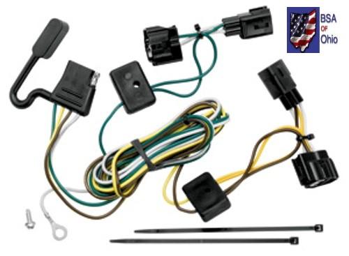 [DIAGRAM_1JK]  Trailer Hitch Wiring Tow Harness For Jeep Wrangler 2003 2004 2005 2006    eBay   2004 Jeep Wrangler Wiring Harness      eBay