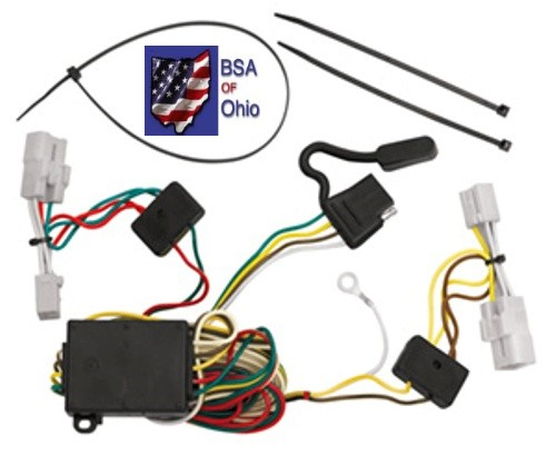 [DIAGRAM_38IS]  Trailer Wiring Harness For Toyota Highlander 2001 2002 2003 2004 2005 2006  2007 | eBay | 2002 Toyota Highlander Trailer Wiring Harness |  | eBay