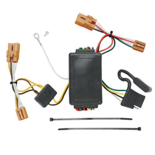 trailer hitch wiring harness for chevrolet aveo 4 dr 2007. Black Bedroom Furniture Sets. Home Design Ideas