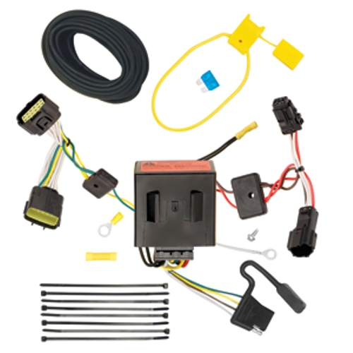 Trailer Hitch Wiring Tow Harness For Kia Sportage 2011