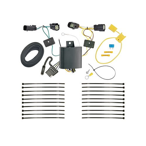 trailer hitch wiring tow harness for chevrolet equinox