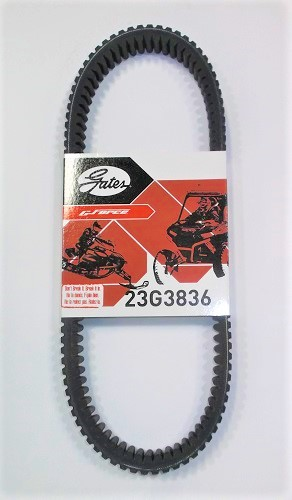 2010-2011 POLARIS SPORTSMAN 550 EPS 4X4 HIGH PERFORMANCE ATV CVT DRIVE BELT